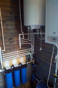 Горячее водоснабжение на даче